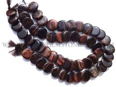 Gemstone Beads, Red Tiger Eye Smooth Disc (Quality A) / 18.50 to 19.50 mm / 36 cm / TIG-021 by beadsogemstone on Etsy #redbeads #redtigereyebeads #discbeads #gemstonebeads #semipreciousstones #semipreciousbeads #briolettes #jewelrymaking #craftsupplies #beadsofgemstone #stones #beads