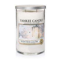 Winter Glow - A crisp scent of frosted leaves on snow-covered trees in the cool air, all warmed by golden amber sun rays.