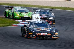 Callaway Competition rast zu grandiosem Doppelsieg mit neuer Corvette C7 GT3-R