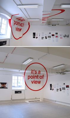 Design graphique: Anamorphoses
