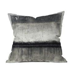 A Day at the Factory Throw Pillow | dotandbo.com