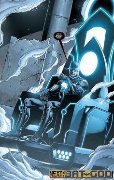 Batman the God of Knowledge