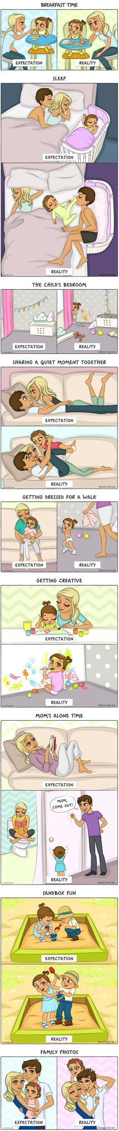 How Life Changes When You Become A Parent