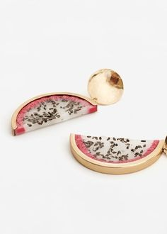 Fruit earrings -  Women | MANGO USA