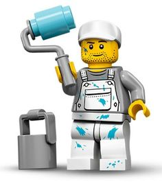 LEGO Minifigures Series 10.