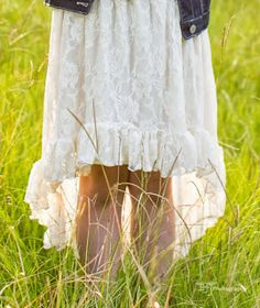 Sewing In BeTween: The long awaited Stretch Lace Skirt Tutorial!