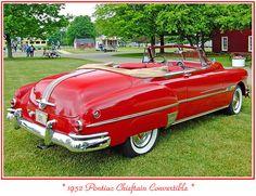 1952 Pontiac Chieftian Convertible