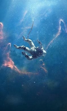 Lost Astronaut In Nebula Iphone Wallpaper Free – GetintoPik Space Artwork, Wallpaper Space, Galaxy Wallpaper, Wallpaper Backgrounds, Mobile Wallpaper, Colorful Wallpaper, Screen Wallpaper, Astronaut Wallpaper, Space Illustration