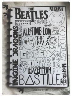 Bands artwork