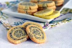 Lemon Poppyseed Slice and Bake Cookies   Tasty Kitchen: A Happy Recipe Community!