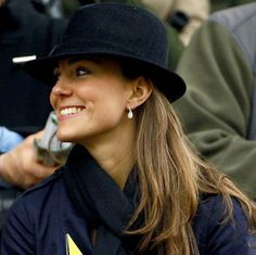 Kate making cold weather wear look polished.