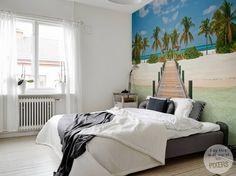 10 dormitorios con fotomurales