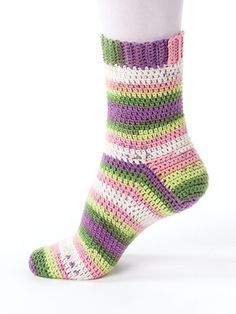 Picture of New Methods for Crochet Socks