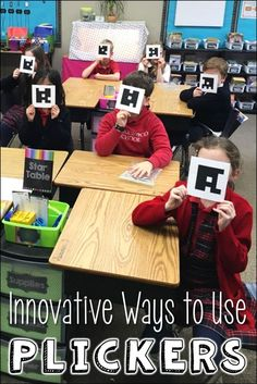 Plickers is SO MUCH MORE than an assessment tool! Read this post to learn some amazing new ways to use Plickers!