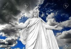 christ blessing statue - Google Search