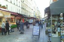 Rue Cler - Market | Outdoor Activity | Shopping Area in Paris. -Party Earth for activities