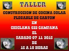 PUEBLA REVISTA: Taller: Cocina Solar en Campana!!!