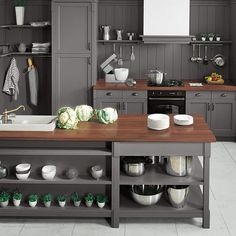 Made to measure Schmidt kitchens now available with finance for up to 36 months! 🤩 Because YOU are special. Ask instore for details. Not available at all Schmidt stores. Grey Kitchen Cupboards, Green Kitchen Island, Dark Grey Kitchen, European Kitchen Cabinets, European Kitchens, Kitchen On A Budget, New Kitchen, Smallbone Kitchens, Kitchen Showroom