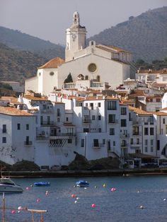 Cudillero-  One of our stops in Spain!  This WILL happen!