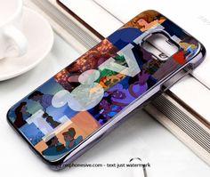 Disney Love Samsung Galaxy S6 and S6 Edge Case