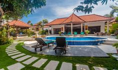 Villa Ginger is a beautiful three bedroom villa situated on the popular island of Bali situated on the quiet street in Seminyak.