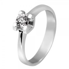 Inel logodna diamante :: Inele logodna