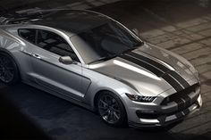 Prepare for the return of one of the most iconic performance Mustang nameplates ever. Ford is bringing back the Shelby name in the form of the GT350 Mustang. It boasts a new 5.2-liter engine and the first-ever flat-plane production V8...