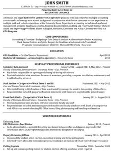 click here to download this accountant resume template httpwwwresumetemplates101 - Sample Staff Accountant Resume