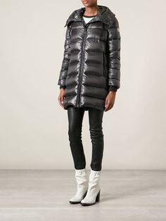 Shop Moncler 'Suyen' padded jacket in The Parliament from the world's best independent boutiques at farfetch.com. Over 1000 designers from 300 boutiques in one website.