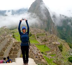 I feel so lucky to see Machu Picchu and raise money for mental health in memory of my dear brother Martin. There are so many amazing places in the world to see.  Make the most of life. Material things don't matter much.  Experience is what you will  alway