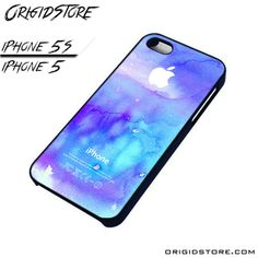 Blue Marble Case For Iphone 5/5S Case
