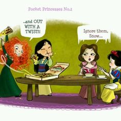 Pocket Princesses No.2