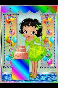 Betty Boop  *~<3*Jo*<3~*