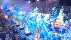 União da Ilha (Foto: Reprodução/TV Globo)