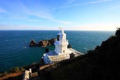 Sark Lighthouse, Channel Islands UK