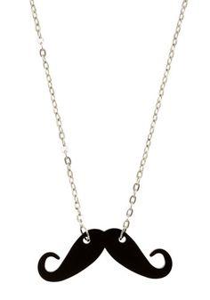 Haute Handlebar necklace #Modcloth