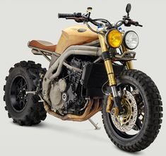 Triumph Speed Triple Frank by Classified Moto - Maxabout News