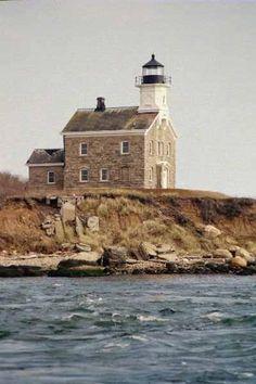 Plum Island Lighthouse Newburyport Harbor, MA