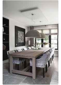 Afbeeldingsresultaat voor lampen ophangen aan houten balk op plafond
