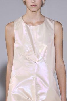 Style - Minimal + Classic: Jil Sander Spring 2014 Details