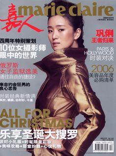 The Vogue, stylish Gong Li ...  ...   She starred as Li Yilong in What Women Want (2011)
