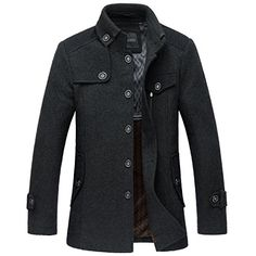 sulandy@ Men's Winter Warm Soft Wool Blend Pea Coats Slim... https://www.amazon.com/dp/B00H6EVJBW/ref=cm_sw_r_pi_dp_x_yhg7xbE17SR8G