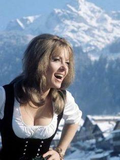 Ingrid Pitt in Where Eagles Dare