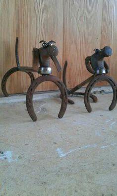 Hammer head dogs Horseshoe n ratchets