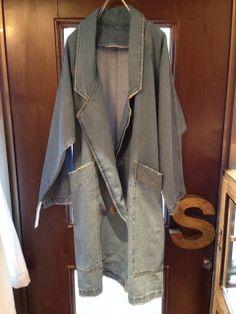 import denim coat ¥13440