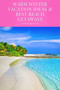 Warm Winter Vacation Ideas & Best Beach Getaways - 52 Perfect Days Vacation Ideas, Vacation Destinations, Vacation Spots, Beach Fun, Beach Trip, Beach Travel, Grand Velas Riviera Maya, Aruba Hotels, Winter In Australia