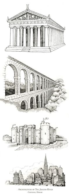 Architecture - The Jericho River