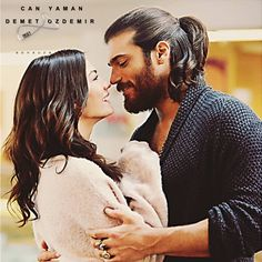 """Born from the Heart"": April Sanem & Can Divit – Erkenci Kus Turkish Men, Turkish Actors, Best Tv Couples, Cute Couples, Early Bird, Beautiful Couple, Couple Photography, Daydream, The Dreamers"