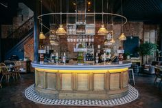 The Culpeper is a large up-scale pub and restaurant on Commercial Street in East London. It has been on our hit list to visit for some time so we jumped at the chance when we found out it was just around the corner from our work event at the Truman Brewery. The Culpeper has cleverly retained …