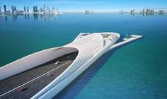 Ponte by Santiago Calatrava - Doha